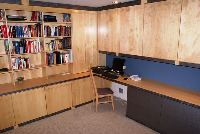 Closet Factory Home Office Designs From Around The Country Contemporary