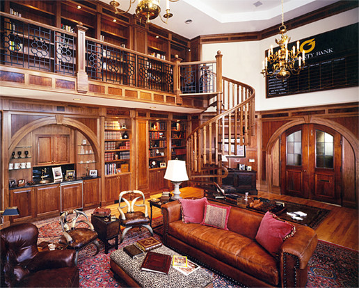 Colorado Master Builders traditional-home-office