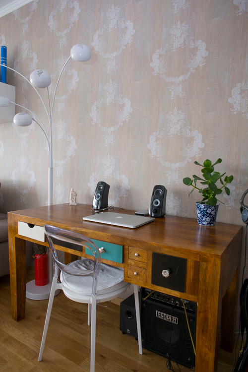 Colourful apartmenet in Zagreb furnished with KARE design&Incentar