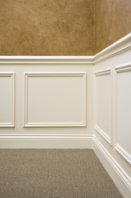 Conference Room Moulding Details Traditional Chicago