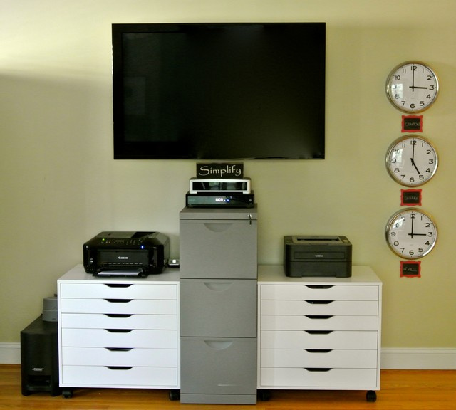 connecticut redesign | the office - Home Office - Charlotte - by the ...