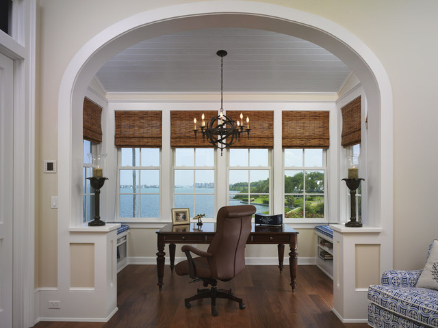 Connelly Residence traditional home office