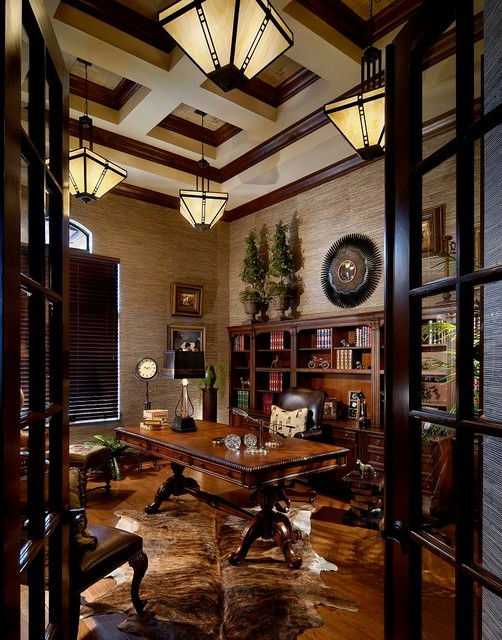 Ibis Golf & Country Club contemporary-home-office