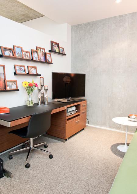 Contemporary Mid Century Modern Condominium Vacation