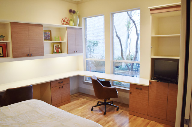 Contemporary Office Murphy Bed