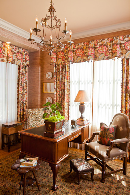 Cooper Creek Morning Room traditional-home-office