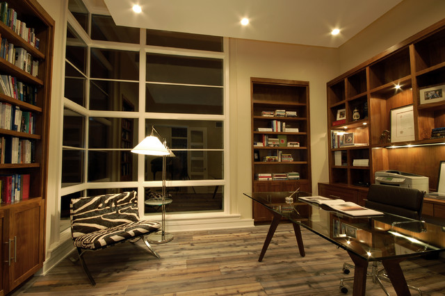 Cortona Study contemporary home office