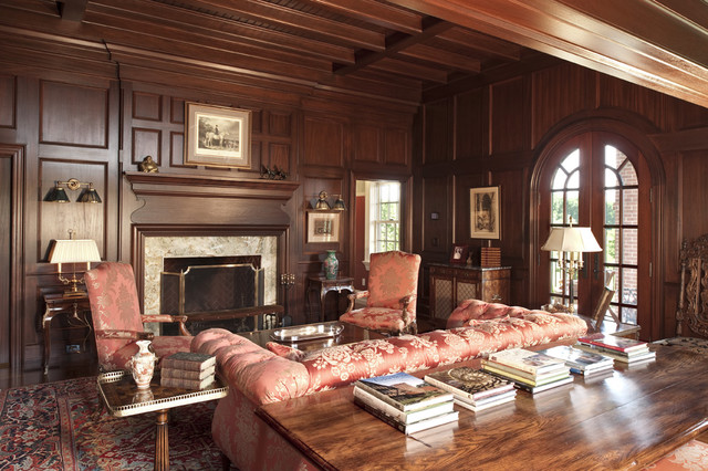 Remarkable Country House Library Home Office Traditional Home Office Largest Home Design Picture Inspirations Pitcheantrous