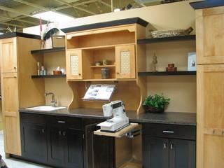 Undercabinet Cookbook Holder