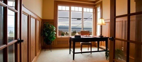Craig Reimer Custom Homes, LLC traditional-home-office
