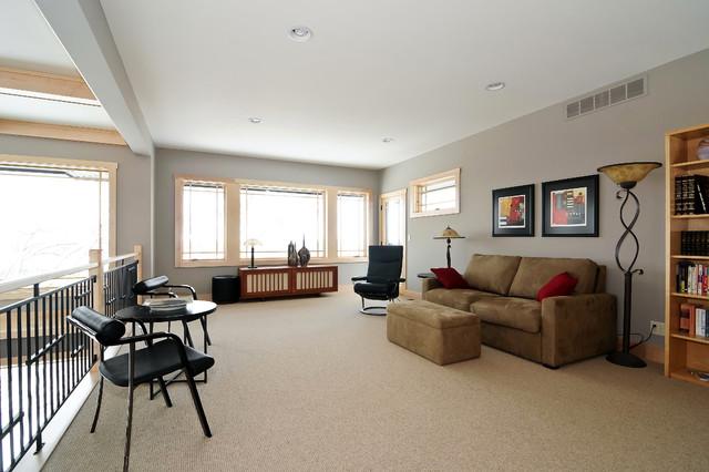 Croix Ridge eclectic-home-office