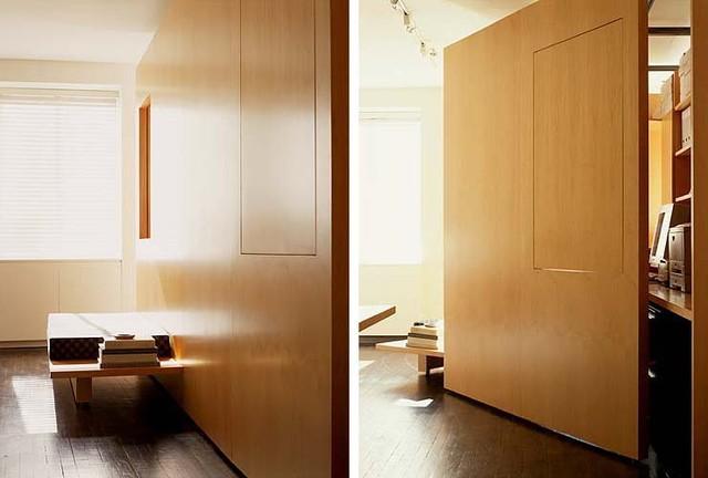 CrystalTech - [ Roger Hirsch Architect ] modern-home-office