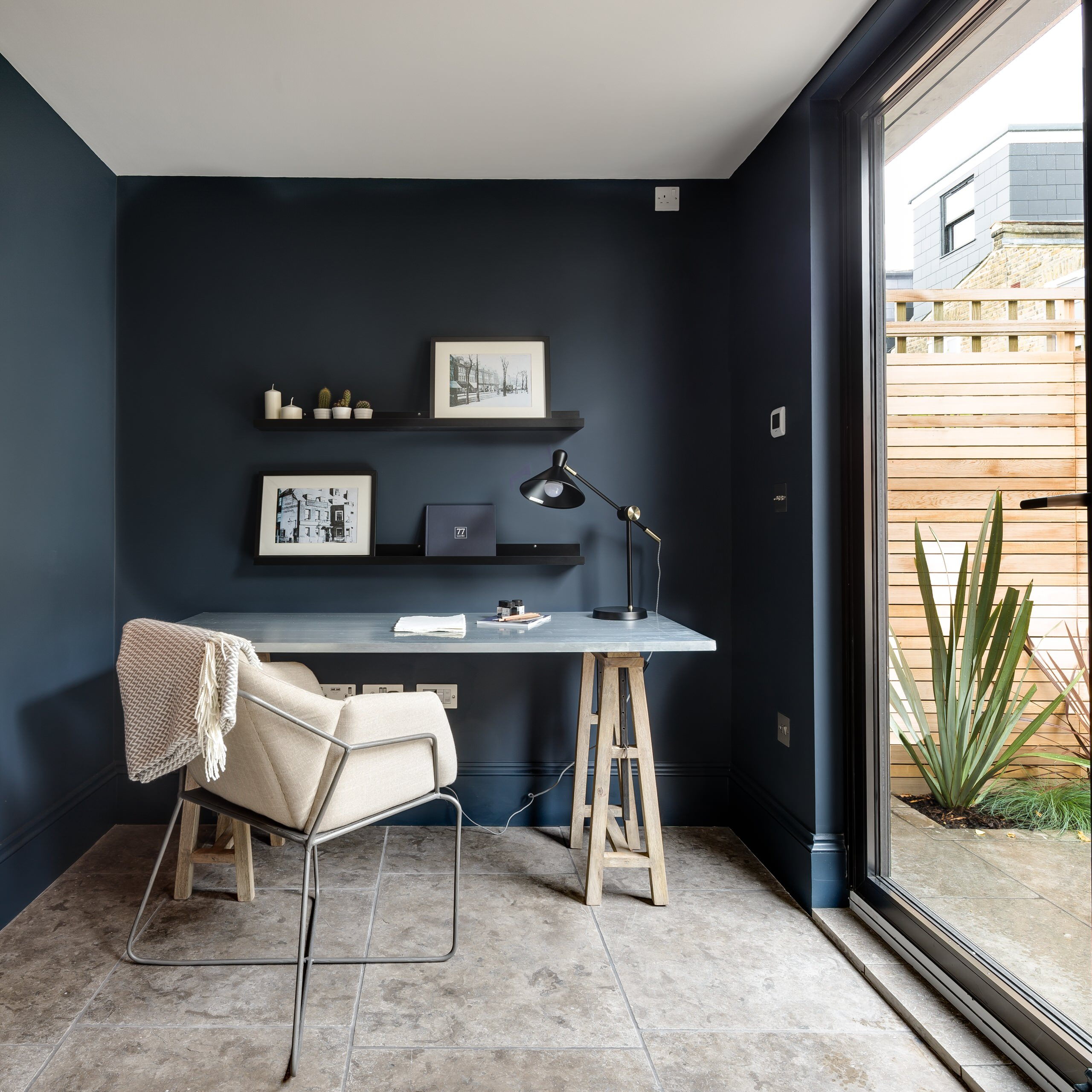 75 Beautiful Scandinavian Home Office Pictures Ideas May 2021 Houzz