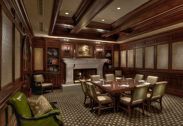 Dallas Country Club Conference Room
