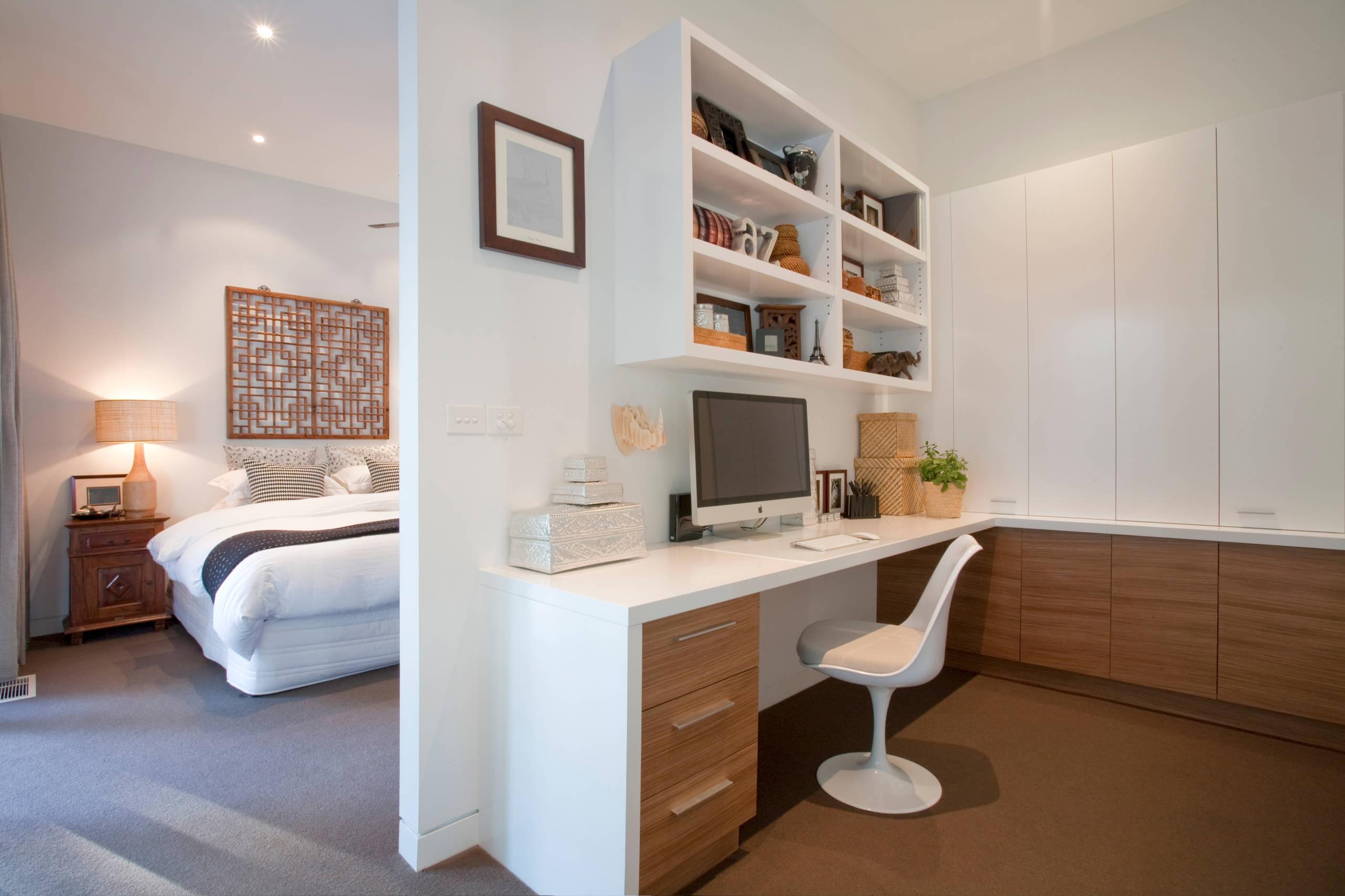 Master Bedroom Desk  Houzz