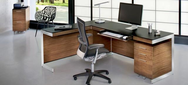 Dane decor office space contemporary home office for Dane design furniture