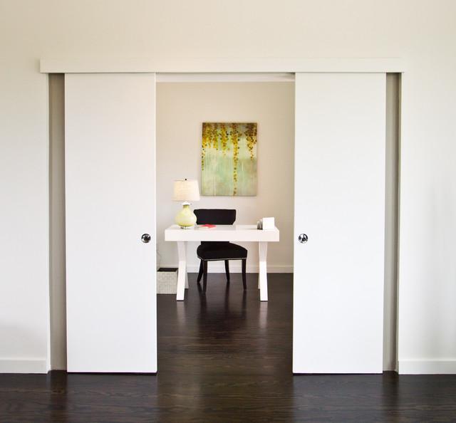 davis street contemporary-home-office