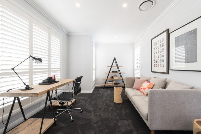 Beau Daydream Contemporary Home Office