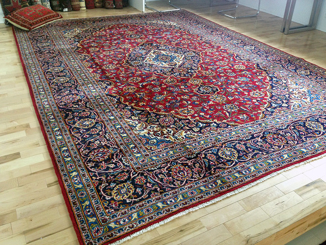 DC Persian Rug Cleaning/Washing   Washington DC Office Traditional Home   Office