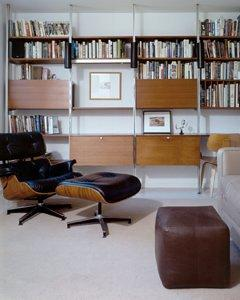 DEBORAH BERKE & PARTNERS ARCHITECTS LLP contemporary home office