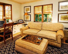 Debra Campbell Design traditional-home-office