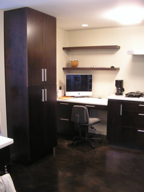 Delta Cabinet Of New Orleans Custom Kitchens Contemporary Home Office New Orleans By