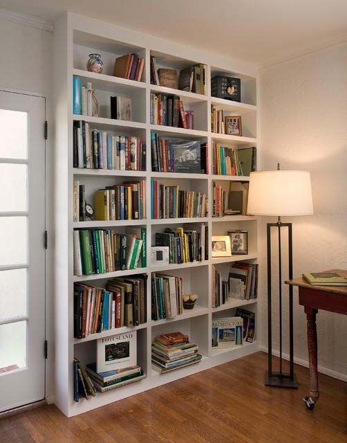 den shelving contemporary home office santa barbara