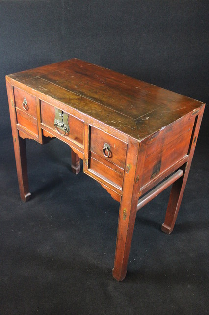 Green Antiques - Chinese Antique Tables - Projects asian-home-office