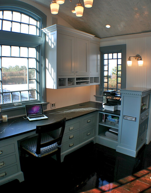 renovate kitchen cabinets desk area 1851