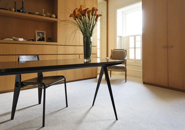 Desk Space contemporary-home-office