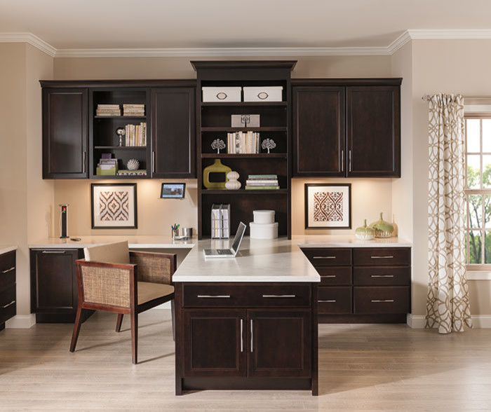 Inspiration for a timeless home office remodel