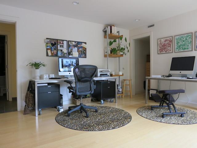 Diamond Street contemporary-home-office