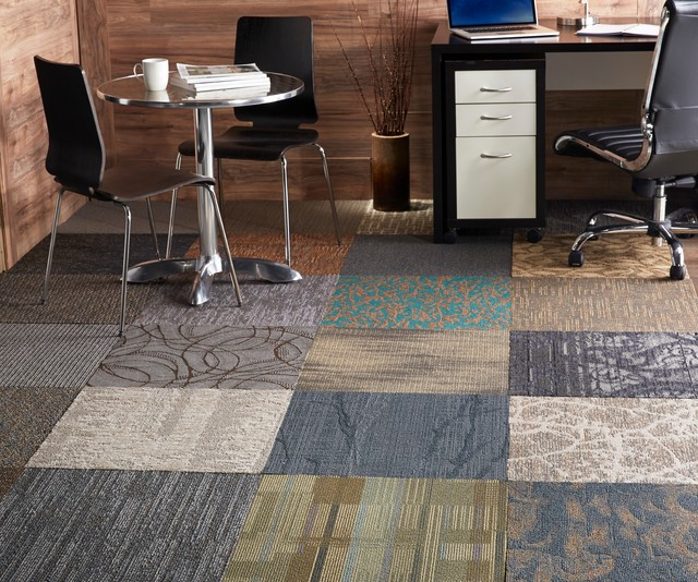 Do It Yourself Home Design: Do It Yourself Peel And Stick Assorted Carpet Tile