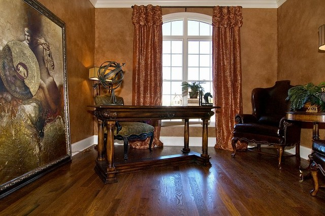 Donna Henninger @ 615-739-7660 traditional-home-office