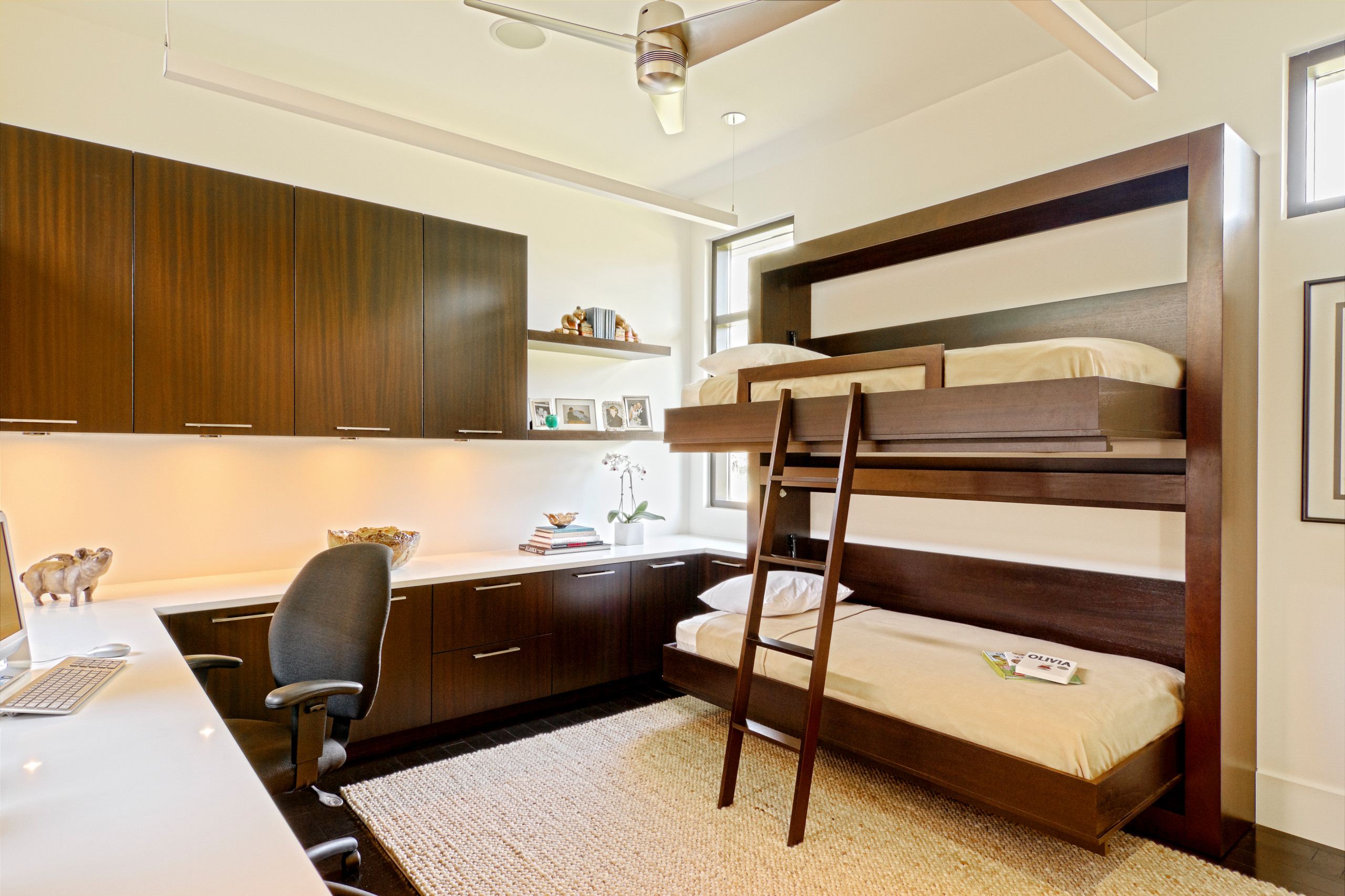 Wall Mounted Bunk Bed Houzz
