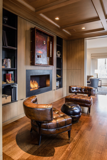 Duchess Mansion contemporary-home-office
