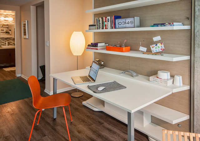 Dwell Labs Showcase Contemporary Home Office