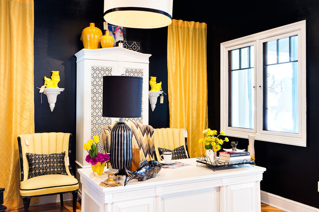 Yellow Accents | Houzz