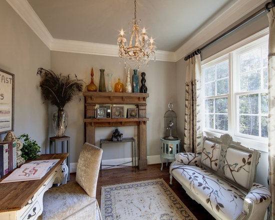 sherwin williams mindful gray home design ideas pictures remodel and. Black Bedroom Furniture Sets. Home Design Ideas