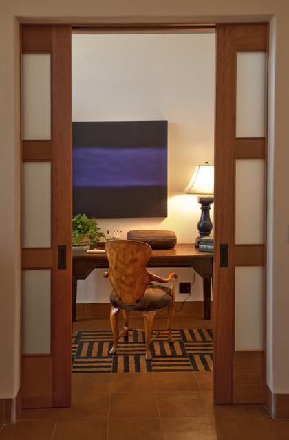 El Anduluz, Unit A eclectic-home-office