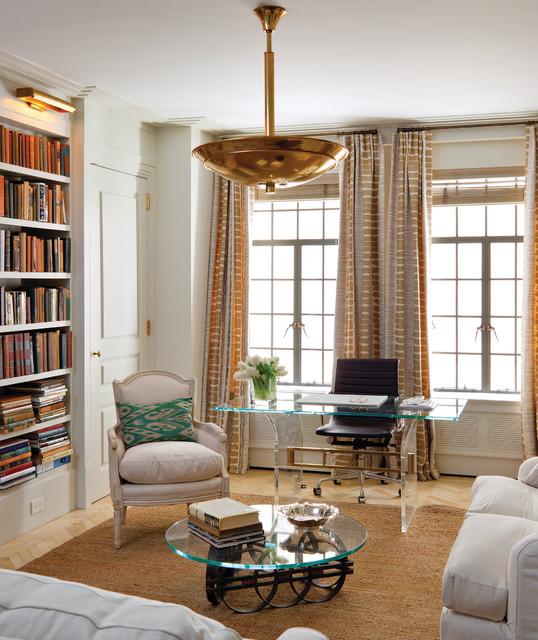 El Dorado Transitional Home Office New York By