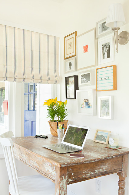 El Segundo Beach Cottage Beach Style Home Office Los Angeles By Nest By The Sea