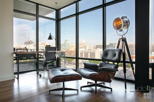 Elleven loft downtown los angeles ca modern home office