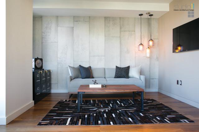 Elleven Loft, Downtown Los Angeles, CA modern-home-office