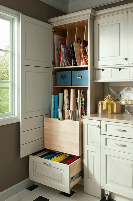 Emby Row Gift Wring Station Traditional Home Office And Library