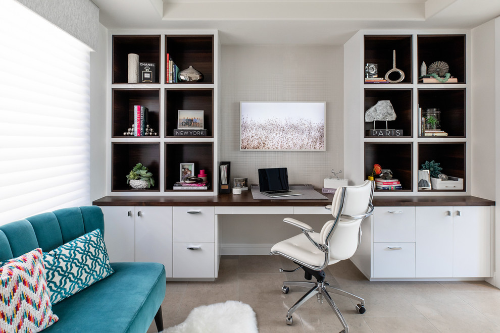 How to Make a Relaxing and Quiet Home Office