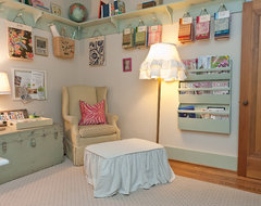 Enchanted Storybook eclectic-home-office
