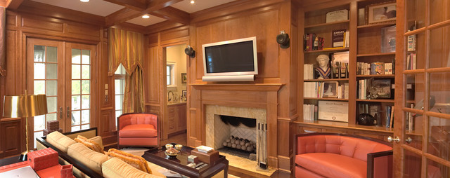 Exceptional Spaces traditional-home-office