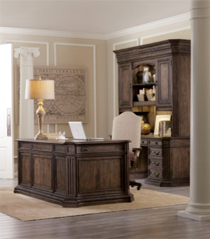 Charmant Executive Desk 5070 40563 Traditional Home Office