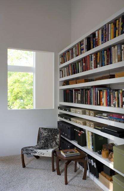Fairfield House modern-home-office